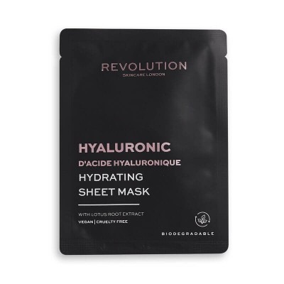 Revolution Skincare Sada pleťových masek pro hydrataci Hyaluronic Acid (5x)