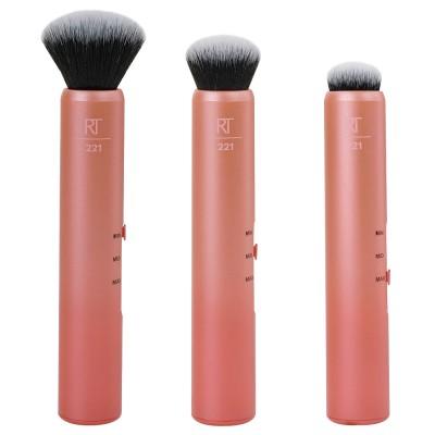 Real Techniques Štetec 3 V 1 na make-up