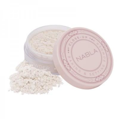 Nabla Transparentný púder Close-Up Line - Baking & Setting Powder
