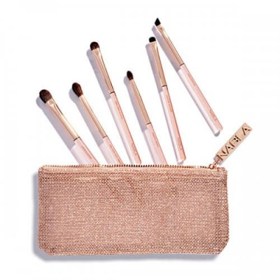Nabla Sada štětců na oči denudata eye brush set