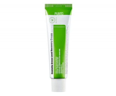 PURITO Krém na tvár Centella Green Level Recovery Cream