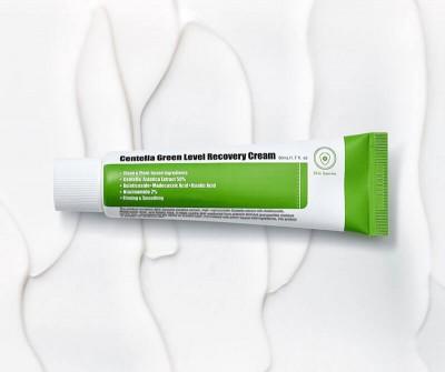 PURITO Krém na obličej Centella Green Level Recovery Cream