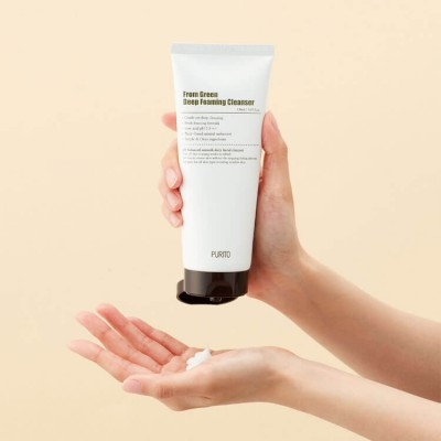 PURITO Čistiaca pena From Green Deep Foaming Cleanser