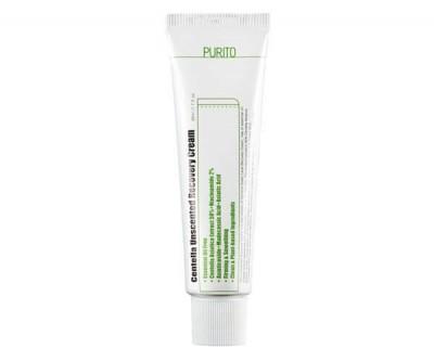 PURITO Obnovujúci krém Centella Unscented Recovery Cream