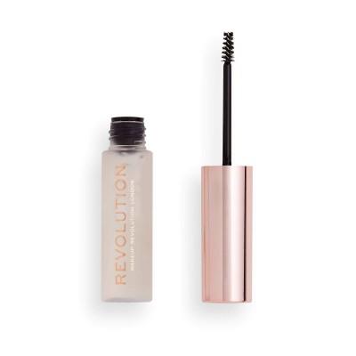 Makeup Revolution Fixačný gél na obočie Brow Fixer