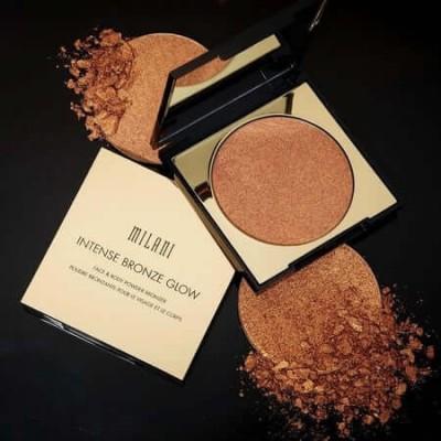 Milani Kompaktný bronzér Intense Glow Melting Powder