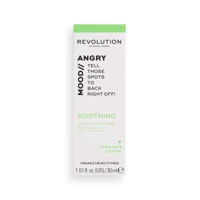 Revolution Skincare Hydratační sérum Angry Mood Soothing Skin Booster