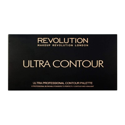 Makeup Revolution Paletka na kontúrovanie Ultra Contour