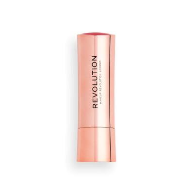 Makeup Revolution Rtěnka Satin Kiss lipsticks