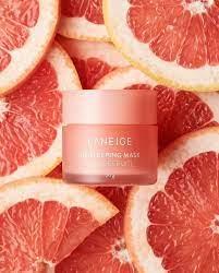 LANEIGE Sleeping Lip Mask Grapefruit Noční maska na rty
